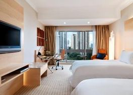 ヒルトン シンガポール 写真