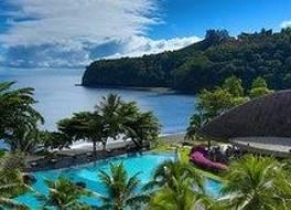 タヒチ パール ビーチ リゾート 写真