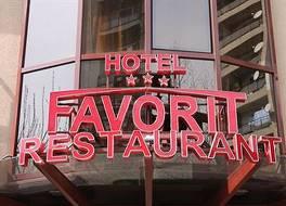 ホテル ファヴォリト