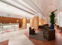 ヒルトン ローマ エアポート ホテル 写真