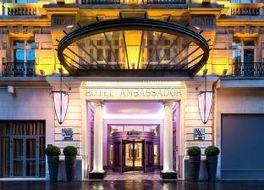 パリ マリオット オペラ アンバサダー ホテル