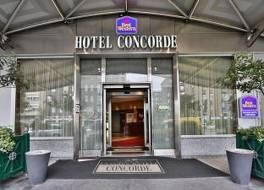ベストウエスタン アンタレス ホテル コンコルド