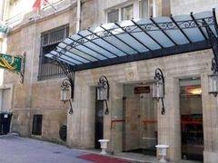 クォリティ ホテル ボルドー センター