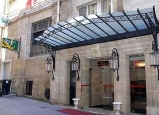 クォリティ ホテル ボルドー センター 写真