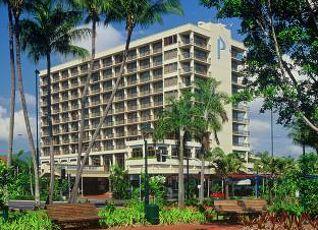 パシフィック ホテル ケアンズ 写真