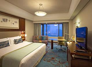 シャングリラ ホテル チンタオ 写真