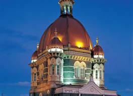 タージ マハル タワー ムンバイ 写真