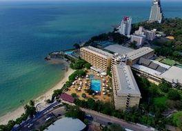 デュシット タニ ホテル パタヤ 写真