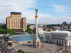 ウクライナ ホテル