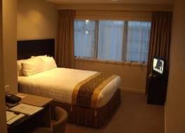 オークランド シティ ホテル 写真
