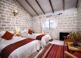 ホテル デ サル ルナ サラダ 写真