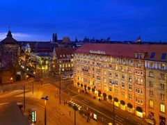 ル メリディアン グランド ホテル ニュルンベルク