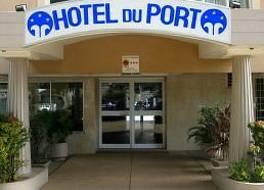 ホテル ドゥ ポート 写真