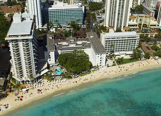 モアナ サーフライダー ア ウェスティン リゾート アンド スパ ワイキキ ビーチ 写真
