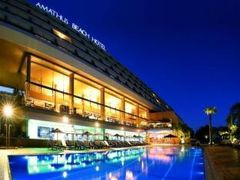 アマタス ビーチ ホテル リマソル
