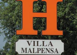 ホテル ヴィラ マルペンサ 写真