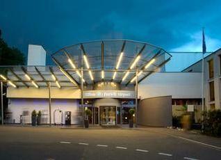 ヒルトン チューリッヒ エアポート ホテル 写真