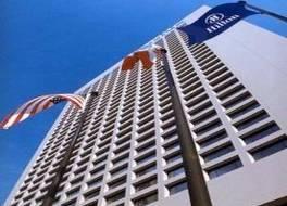 トロント ヒルトン ホテル 写真