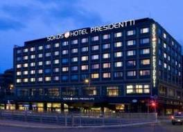 オリジナル ソコス ホテル プレジデンティ ヘルシンキ