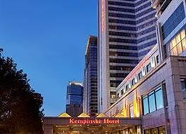 ケンピンスキーホテル 大連 写真