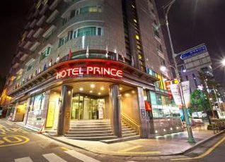 ホテル プリンス ソウル 写真