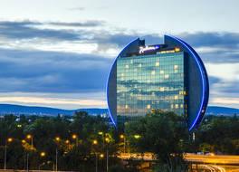 ラディソン ブルー ホテル フランクフルト 写真