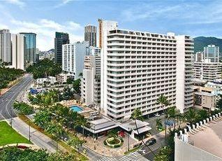 アンバサダー ホテル ワイキキ 写真