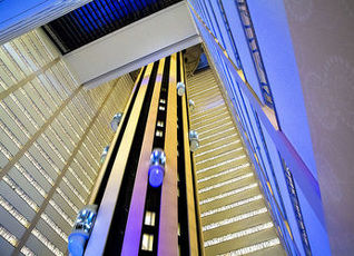 ニューヨーク マリオット マーキース 写真