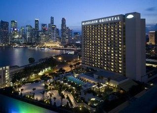 マンダリン オリエンタル シンガポール 写真
