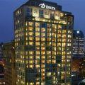 写真:デルタ ホテルズ バンクーバー ダウンタウン スイーツ