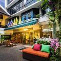 写真:ザ ターンタワン ホテル スラウォン バンコク
