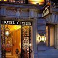 写真:ホテル セシリア パリ
