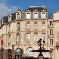写真:クール ド シティ ホテル ボルドー クレマンソー