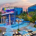 写真:ディズニーランド ホテル - オン ディズニーランド リゾート プロパティ