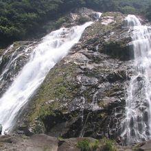 屋久島;大川の滝(おおこのたき)