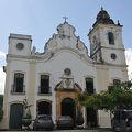 写真:アンパーロ教会