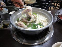 チンウォンジョポシンタッカンマリ (陳元祖補身タッカンマリ) (本店)
