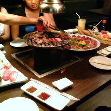 アンヘレスの和食&焼肉