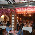 写真:カラマル・レストラン