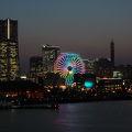 写真:横浜港大さん橋国際客船ターミナル