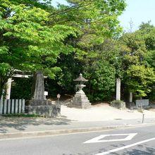 かぐやひめ伝説の京田辺の甘南備山(かんなびやま)