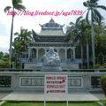 写真:ロンワ仏教寺院