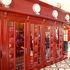 ホーチミンのプチパリエリア 大きなアーチ型の天井や電話ボックスが魅力