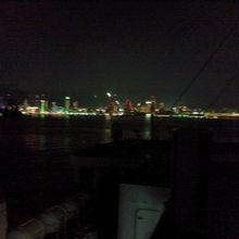 神戸市街地の夜景