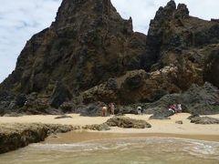 カルヘタ岬のビーチ
