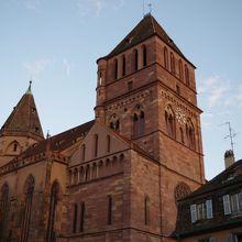 ジャン・アンドレ・シルベルマンが作ったオルガンがある教会
