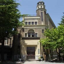 日本最古の温泉保養所だったところです