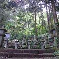写真:稲葉一族の墓所 (春日局の墓)