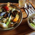 写真:レストラン イアラ 女木島