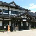 写真:旧大社駅
